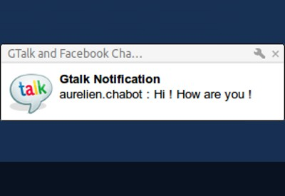 gtalk facebook 5 extensions Google Chrome indispensables à Facebook