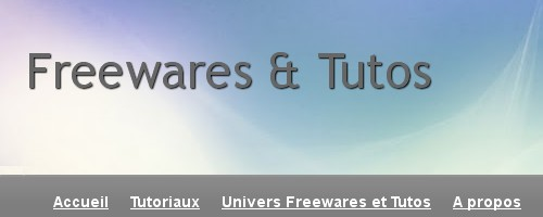 freewares tutos