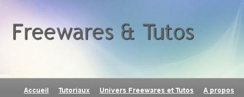 freewares tutos