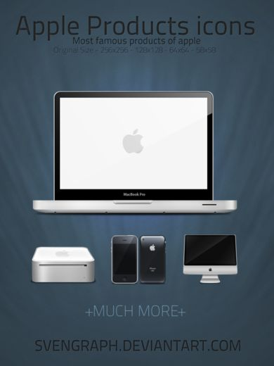 icone-apple-Apple Icon Superpack