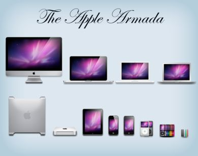icone-apple-The Apple Armada Icons