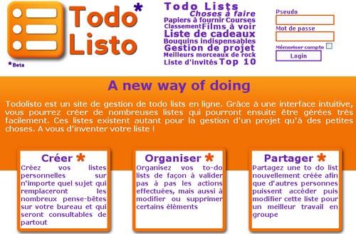 todo listo 20 outils pour gérer vos tâches et devenir productif (Todo List)