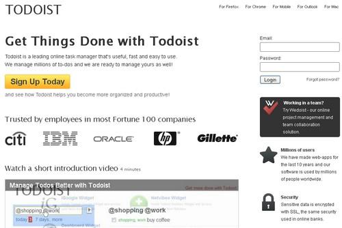 todoist 20 outils pour gérer vos tâches et devenir productif (Todo List)