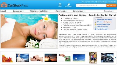 canstockphoto 10 sites pour acheter des photos