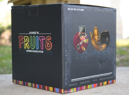 charge fruits