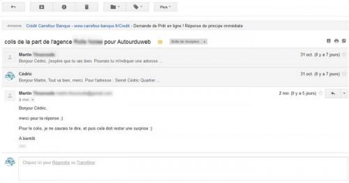 conversation gmail 500x263 10 améliorations du nouveau Gmail que vous devez connaître