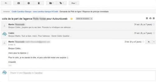 conversation gmail
