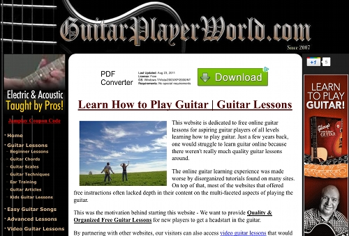 guitarplayerworld