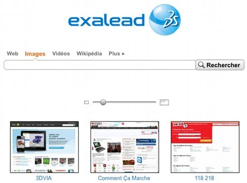 exalead 5 moteurs de recherche d'images