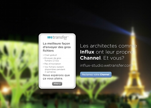 wetransfer 5 sites pour le partage rapide et simple de vos documents
