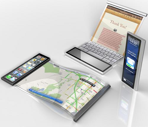 Flexible-iphone