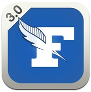 lefigaro Mes 6 applications iPhone favorites