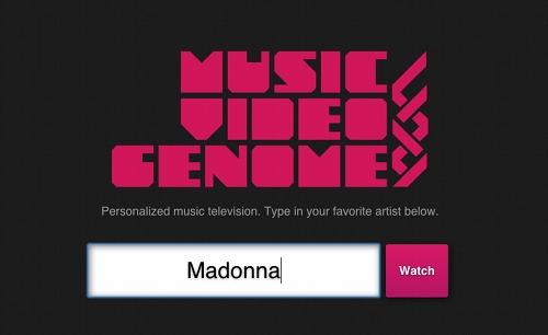music-video-genome