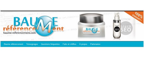 baume referencement