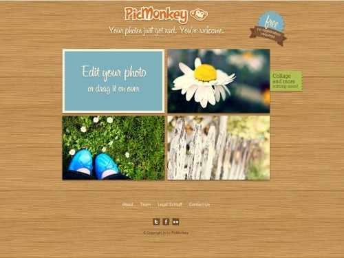 picmonkey 500x375 PicMonkey : un site gratuit pour créer des effets photos