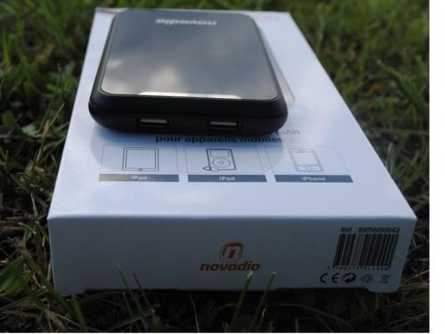 batterie novodio 500x375 Gagnez une batterie externe pour iPhone, iPad et iPod (59,90€)