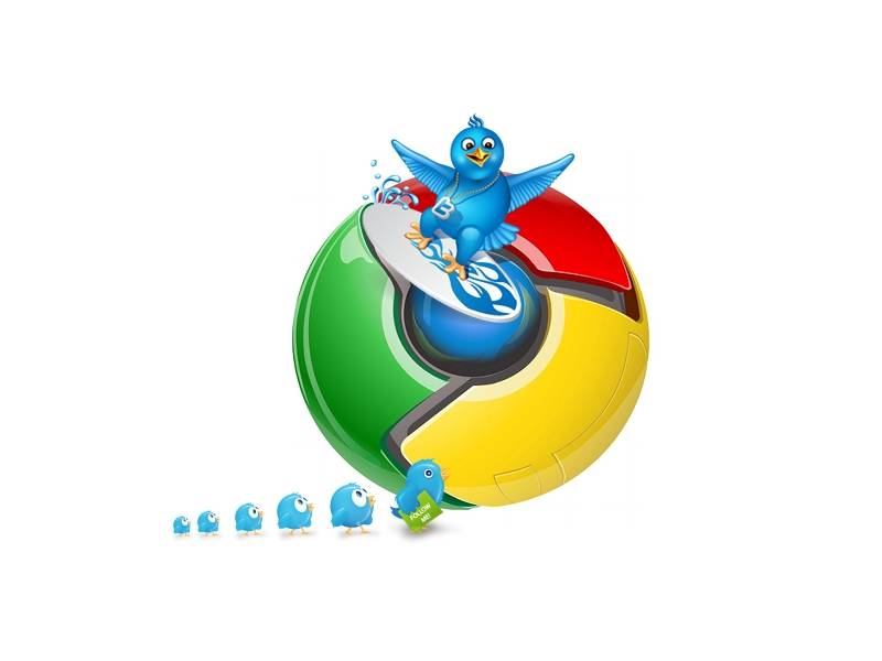 google-chrome-twitter