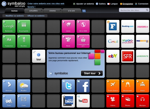 symbaloo 13 sites pour remplacer iGoogle