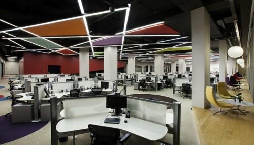 """Top 5 des bureaux les plus """"Geek"""" dans le monde"""