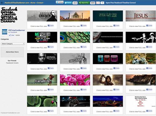 5 sites en ligne pour créer une couverture Facebook