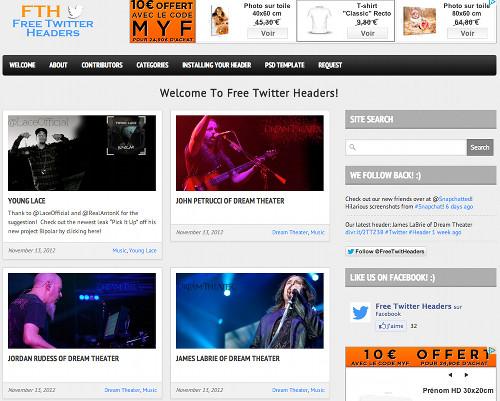 free-twitter-header