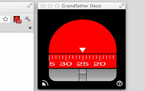 grandfather deco
