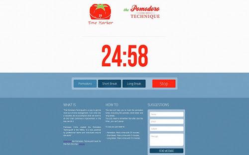 """5 extensions pour exploiter la technique de """"Pomodoro"""" dans Chrome"""