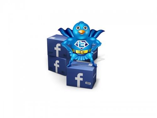 twitter meilleur facebook 500x375 10 raisons qui prouvent que Twitter est 100 fois meilleur que Facebook