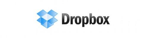 dropbox 500x129 Liste des meilleurs espaces de stockage gratuit en ligne pour 2013