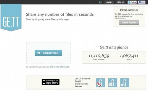 gett 500x316 10 sites gratuits pour envoyer des fichiers sans s'inscrire