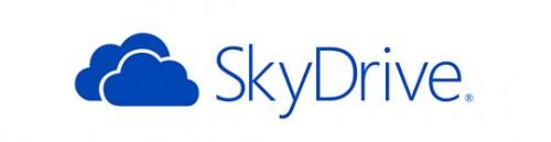 microsoft skydrive 500x129 Liste des meilleurs espaces de stockage gratuit en ligne pour 2013