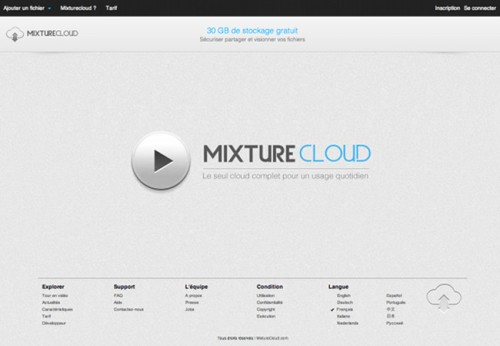mixturecloud