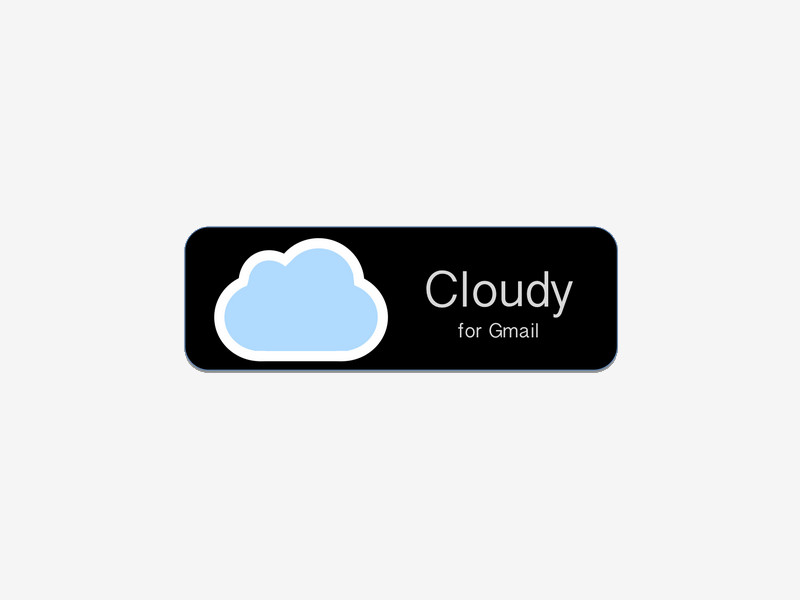 cloudy-for-gmail