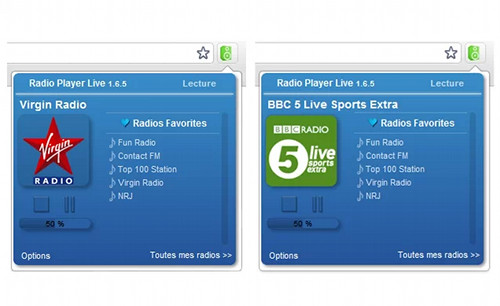 radio player live Mes 6 extensions Chrome qui m'aident au quotidien