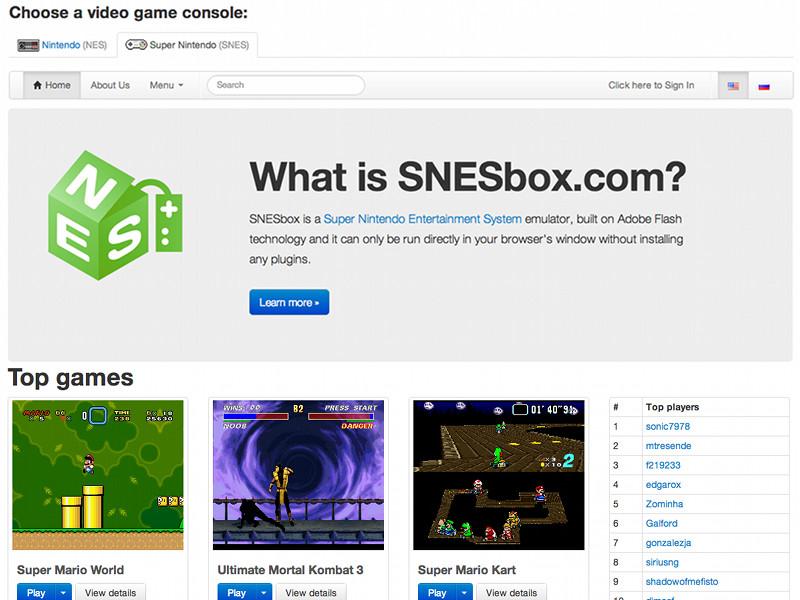 snesbox