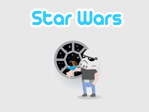 twitter star wars 500x375 Top 5 des comptes Star Wars à suivre sur Twitter