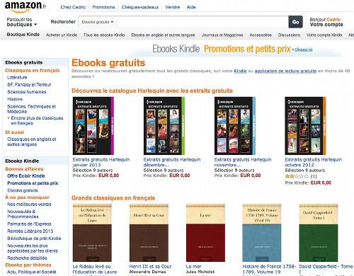 5 Sites Pour Telecharger Des Livres Kindle Gratuits Autour