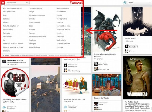 categories-pinterest