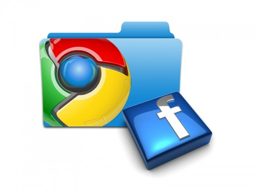 chrome-facebook