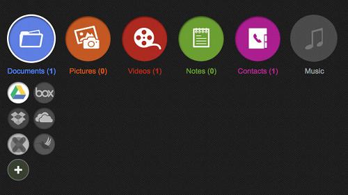 cloudkafe parametre CloudKafe, centraliser et organiser son contenu en ligne
