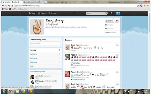 emoji twitter 8 extensions Chrome pour améliorer votre expérience utilisateur sur Twitter