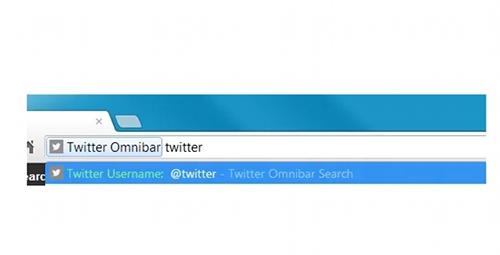 twitter omnibox 8 extensions Chrome pour améliorer votre expérience utilisateur sur Twitter