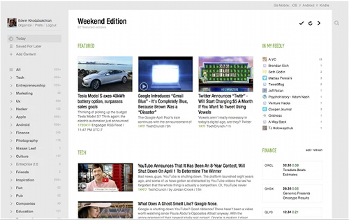 feedly-chrome