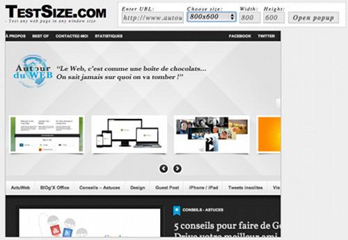 testsize