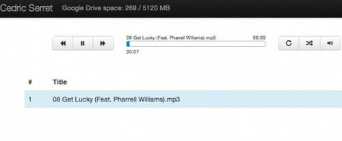 drive music 500x207 7 trucs et astuces cachés dans Google Drive
