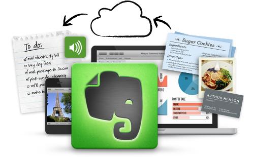 evernote 5 sites gratuits pour prendre des notes en ligne