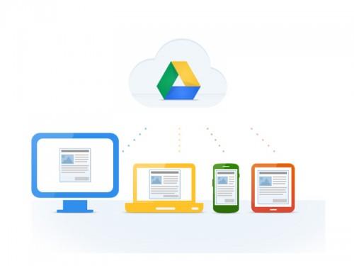 google drive 500x375 Liste des meilleurs modules complémentaires Google Drive