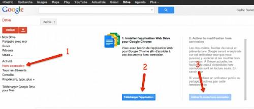 hors connexion google drive 500x215 7 trucs et astuces cachés dans Google Drive