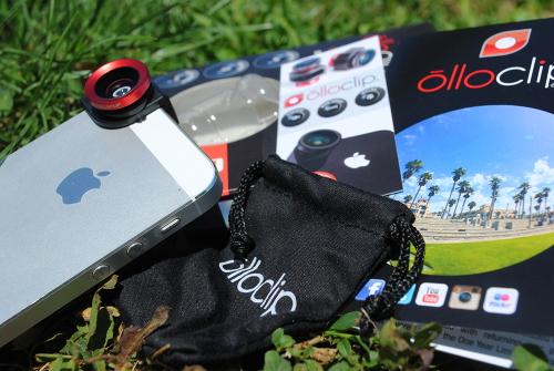 olloclip kit Gagnez un Olloclip, un objectif trois en un pour iPhone 5 [Concours]