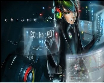 dessin-anime-chrome
